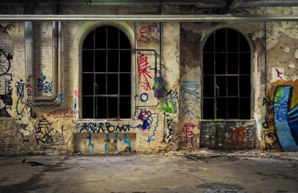 Вдвух районах Петербурга создадут специальные зоны для граффити