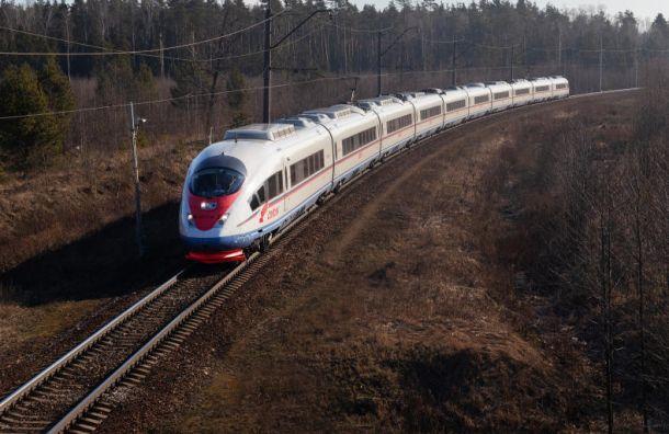 Поезд насмерть сбил человека устанции Трубниково вЛенобласти