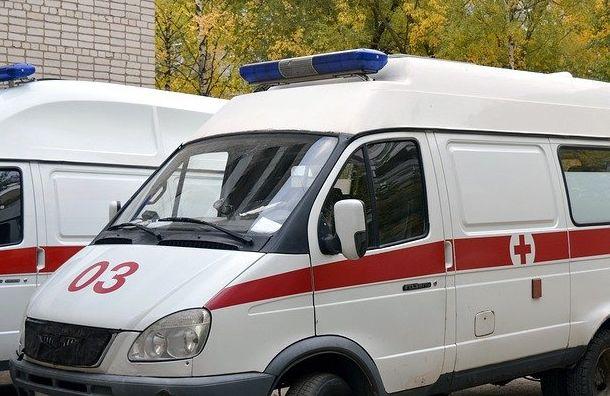 Нетрезвый таксист сбил двух пешеходов вКузнечном переулке