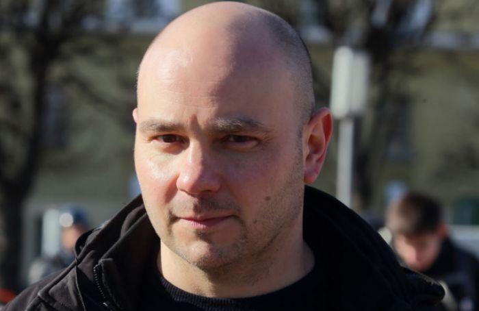 ВПетербурге сняли срейса изадержали экс-главу «Открытой России» Пивоварова