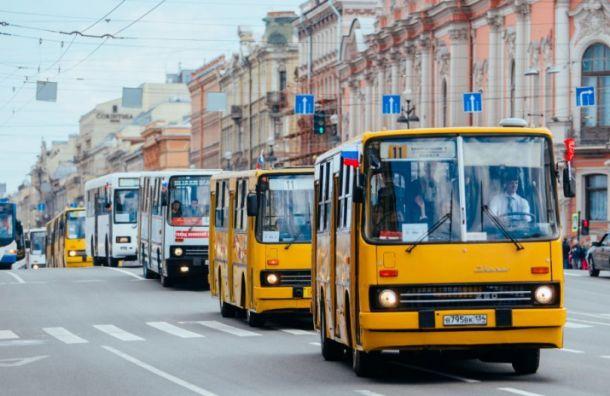 ПоНевскому проедет колонна ретротранспорта разных эпох истран