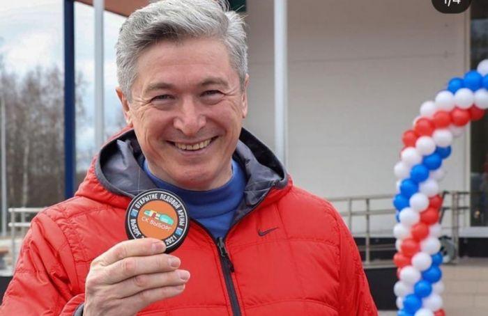 Глава администрации Выборгского района Ленобласти умер откоронавируса