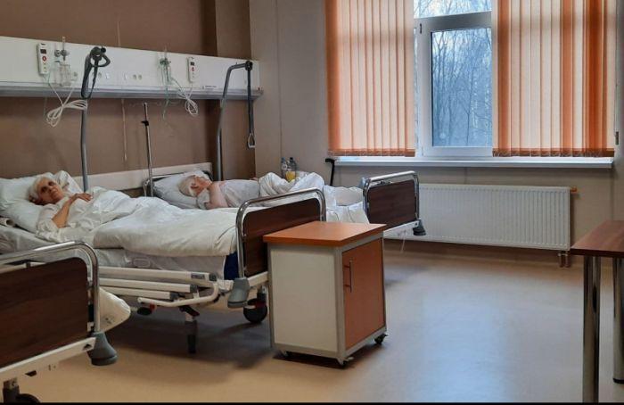 Госпиталь для ветеранов войн наНародной улице перепрофилируют под COVID-19