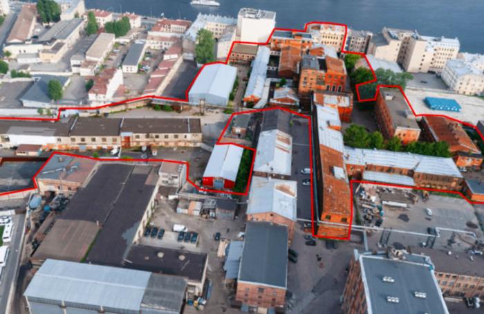 Наместе заброшенного завода «Ливиз» может появиться многофункциональное пространство