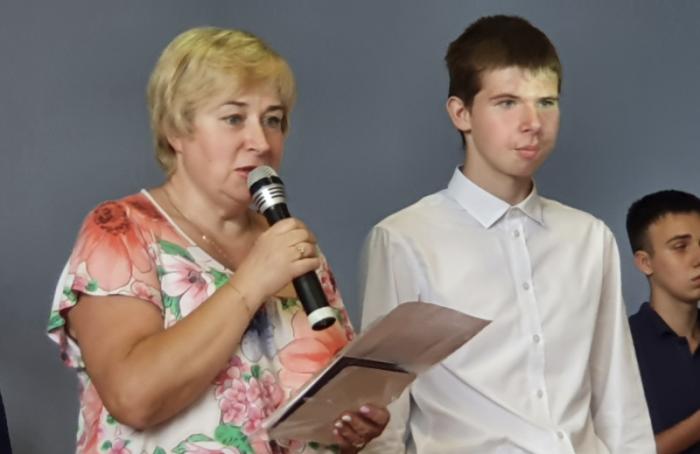 Студент получил награду заспасение утопающего мальчика