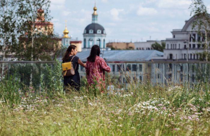 Как расцветает «зеленая» урбанистика вРоссии