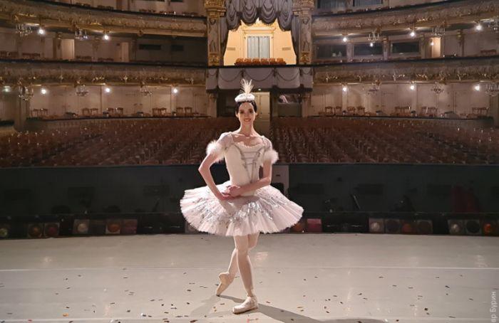 Впервые зашесть лет Мариинский театр присвоил статус примы-балерины