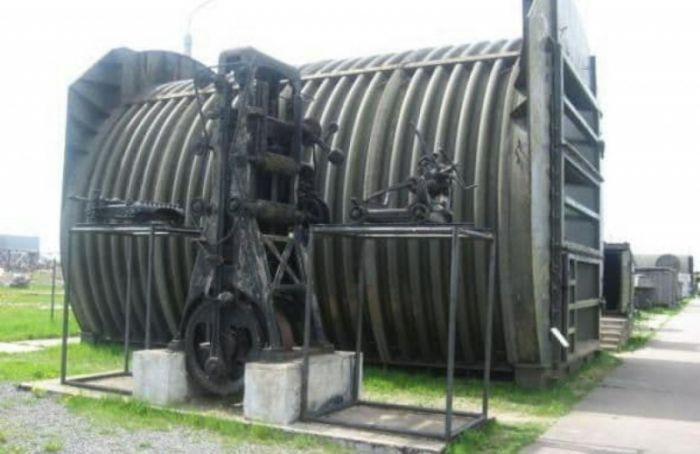 ВЛенобласти потеряли 72-тонный «Панцирь-2ПУ»