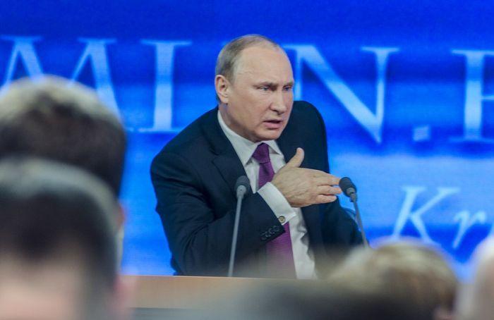 Путин ответил, считаетли онсебя «убийцей»