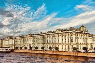 Антициклон сбережет Петербург отдождей