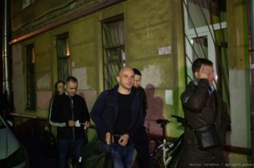 «Нетак планировал закончить день»: Пивоваров провел ночь вИВС