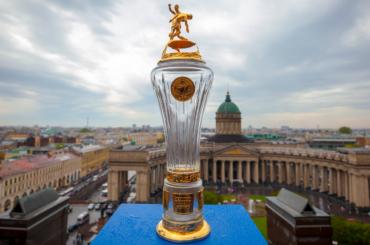 «Зенит» объявил отурне кубка чемпионов погородам России