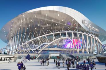 Новую «СКА Арену» вПетербурге построят попроекту австрийских архитекторов