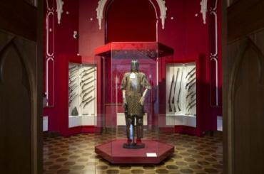 Вцарскосельском Арсенале покажут индийский доспех XVIII века
