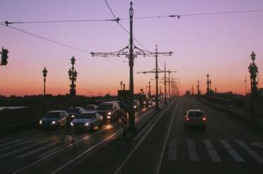Мосты вПетербурге небудут разводить вночь с12 на13июня