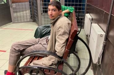 Петербургского акциониста Павла Крисевича задержали на48 часов