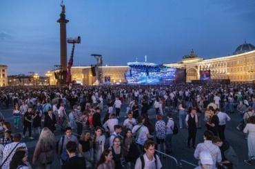 Кремль прокомментировал проведение «Алых парусов» вПетербурге