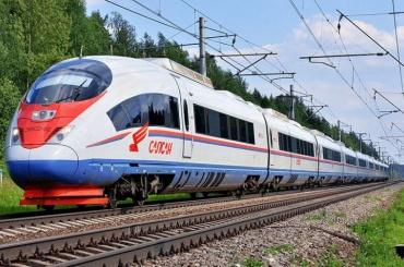 Вовремя Евро-2020 между Петербургом иМосквой пустят дополнительные «Сапсаны»