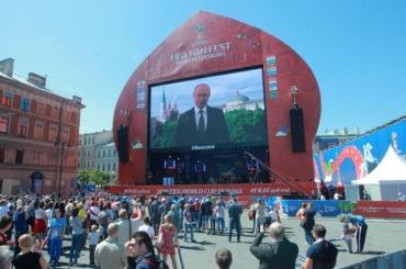 Петербургским бизнесменам запретили торговлю вфан-зонах вовремя Евро-2020