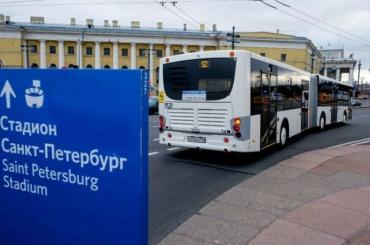 Вовремя Евро-2020 вПетербурге шаттлы для болельщиков будут ходить пошести маршрутам