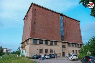 ВВыборге доступна для посещений водонапорная башня
