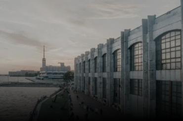 Морской вокзал вПетербурге станет частью общественного пространства