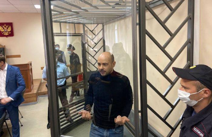 Два месяца вСИЗО: суд избрал меру пресечения Андрею Пивоварову