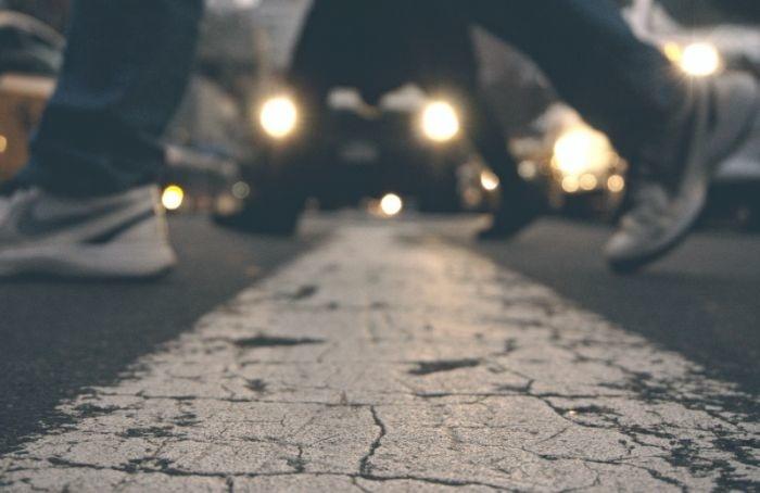 Впоселке Песочный наЛенинградскай улице с28июля начнут ремонт дороги