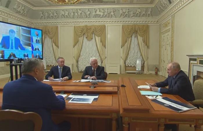 Вокруг Петербурга могут построить новую кольцевую дорогу
