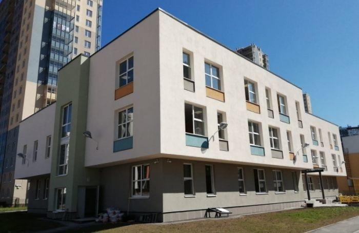 ВПриморском районе построили детский сад на110 мест