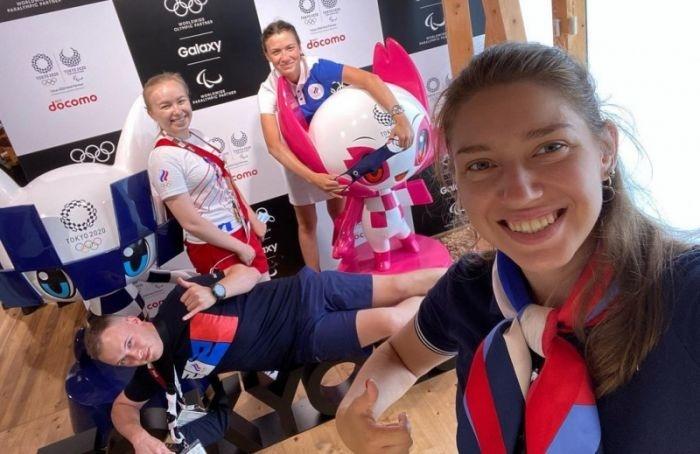 Россия выиграла первую золотую медаль наОлимпиаде вТокио