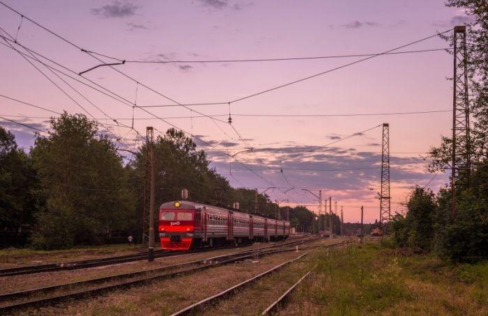Число электричек сФинляндского вокзала увеличат навыходных