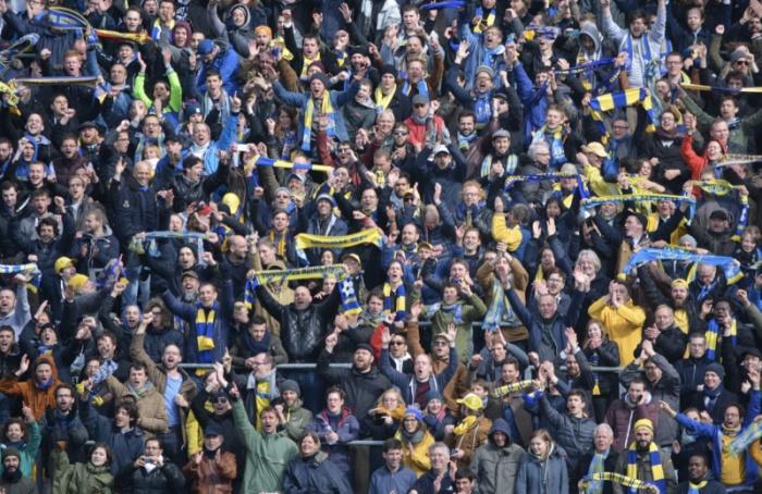 Почти 133 тысячи болельщиков засемь матчей— итоги Евро-2020