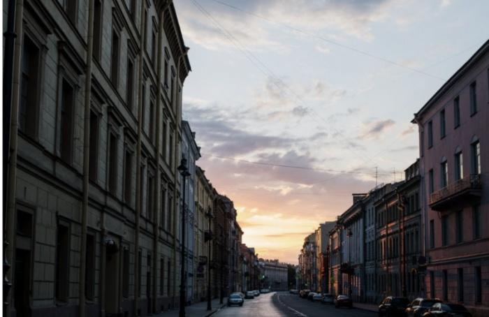 ВПетербурге ожидаются кратковременные дожди