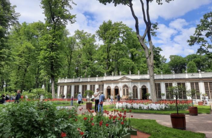 ВРусском музее прокомментировали закрытую вечеринку вЛетнем саду сшампанским вфонтанах