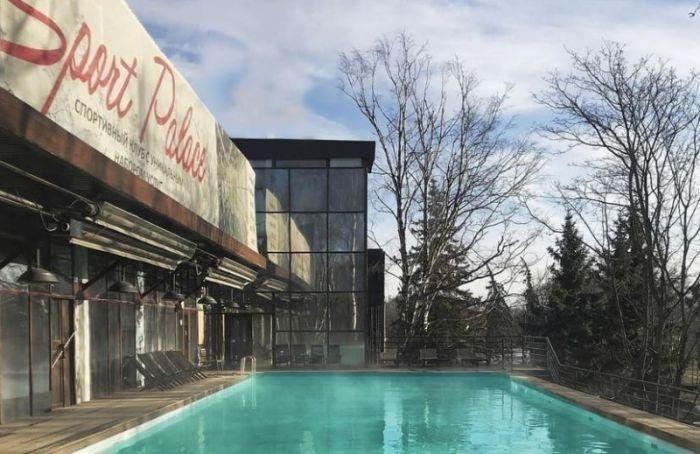 Судебные приставы оцепили спорткомплекс Sport Palace наКрестовском острове