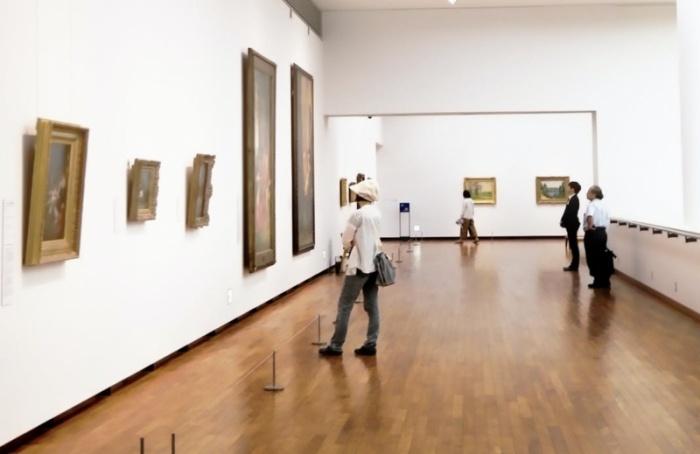 Картины Айвазовского можно увидеть вприложении дополненной реальности