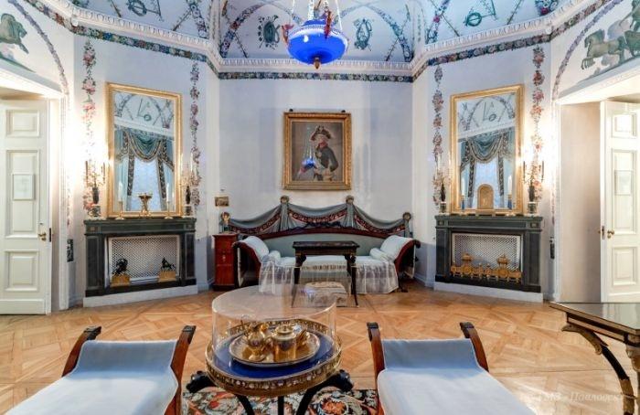 Запущены виртуальные экскурсии поПавловскому дворцу