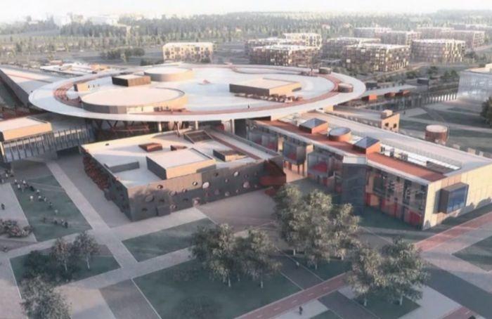 План строительства «ИТМО Хайпарк» утвердили