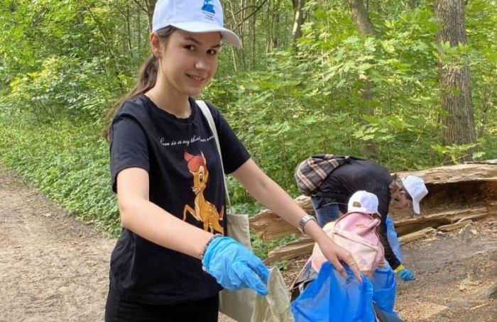 Активисты очистили Удельный парк отмусора