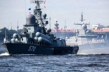 Путин прибыл вКронштадт навоенно-морской парад вчесть Дня ВМФ