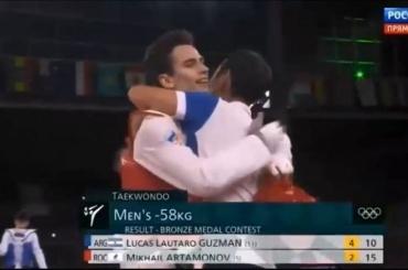 Петербургский спортсмен получил бронзовую медаль наОлимпийских играх вТокио