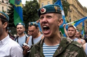 День ВДВ пройдет вПетербурге без массовых мероприятий