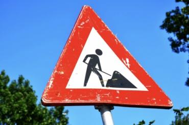 НаКАД будут ремонтировать две полосы возле съезда наМосковское шоссе