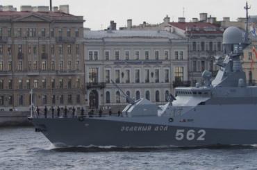 Путин посетит парад ВМФ вПетербурге