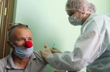 Цирк наФонтанке опубликовал график вакцинации наближайшую неделю