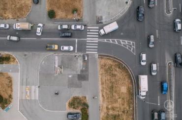 НаЛенинском проспекте появился светофор, которого ждали 10 лет