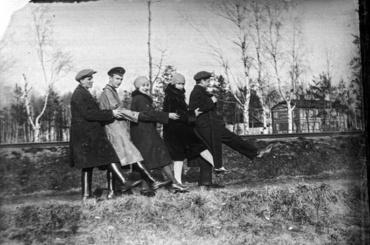 История ленинградской семьи смосковской помойки