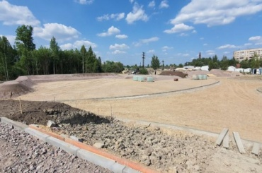 Парк «Зима-лето» создадут вМеталлострое косени