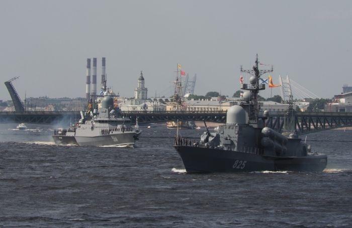 Первым делом корабли: куда сходить вДень ВМФ